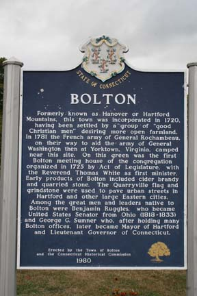 Welcome to Bolton!