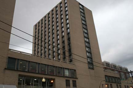 Warren Towers, 700 Comm. Ave.