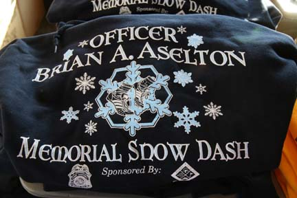 The Aselton Snow Dash is a great local event.