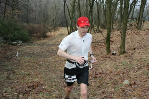 Glen Redpath was 2nd overall in the 50 miler.