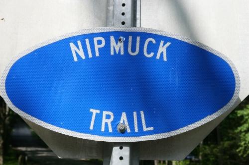 The Nipmuck Trail.