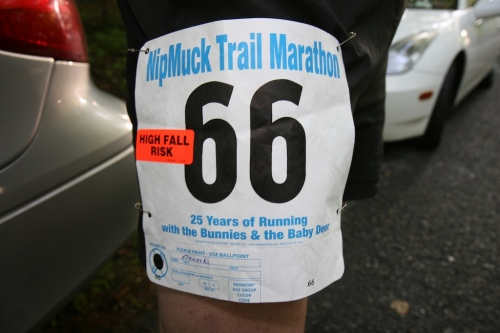 That famous race number.