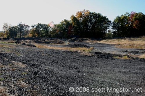 Future site of the Hudson Valley Velodrome.