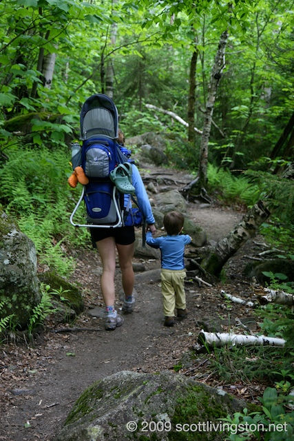2009_White Mountain Hut to Hut Hike 31 - Version 2