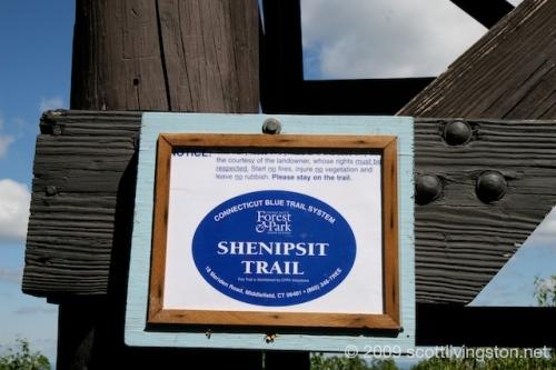 Shenipsit Trail.