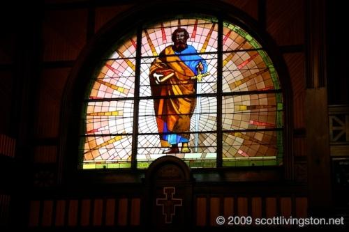 Goddard Chapel (inside)
