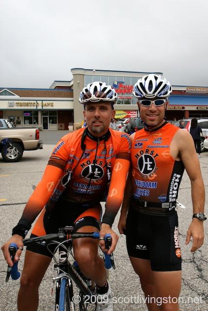 Arlen Zane Wenzel and Scott Livingston