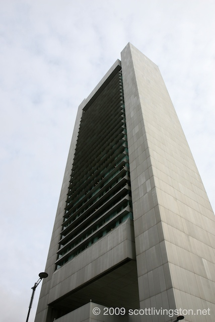 The Fed tower