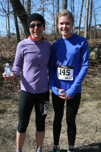 Debbie Livingston & Hayley Collins @ 2013_Spirit of Spring Road Race 56