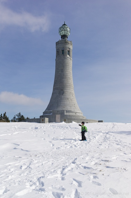 2014_Mt. Greylock Winter Hike 90