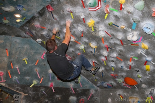 2014_March_Stone Age Rock Gym 8