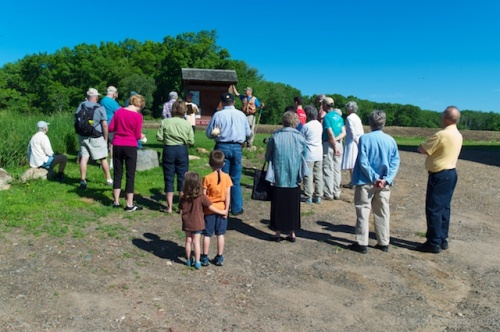 2014_CT Trails Day Hike at Rose Farm 16