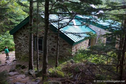 2014_White Mountain Trip_Carter Notch Hut 112