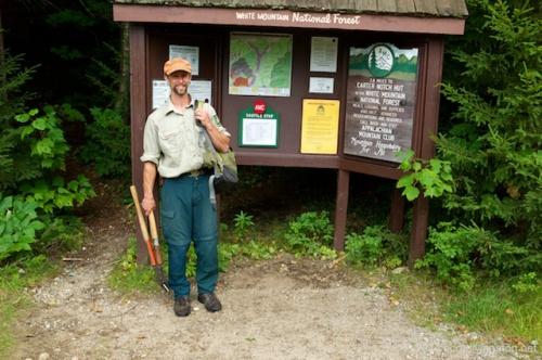 2014_White Mountain Trip_Carter Notch Hut 12