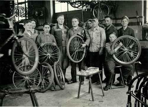 Bicycle Factory_Horst Liebenstein