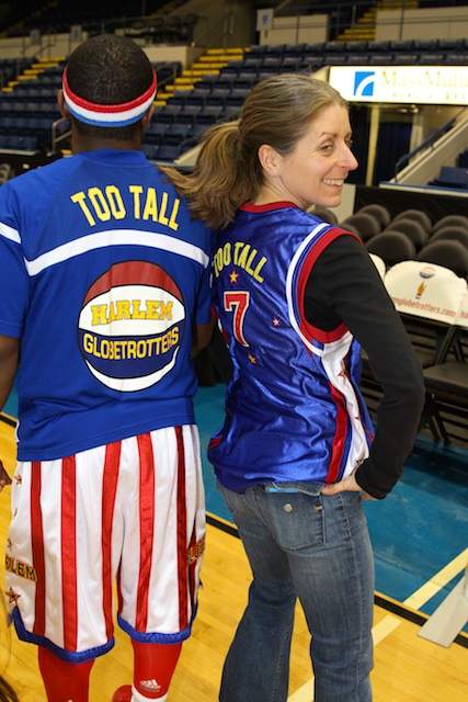 2014_YPO Shoot the Rock-Harlem Globetrotters Event 10