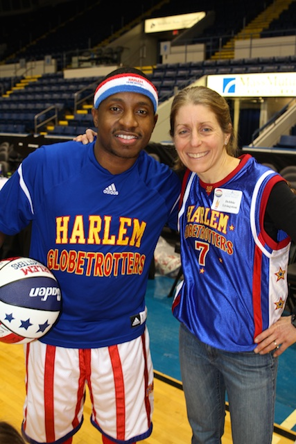 2014_YPO Shoot the Rock-Harlem Globetrotters Event 9