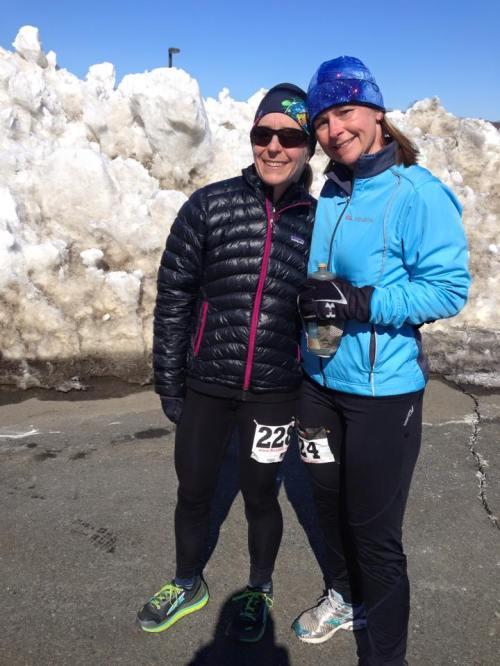 2015_Colchester Half Marathon_Deb & Jane
