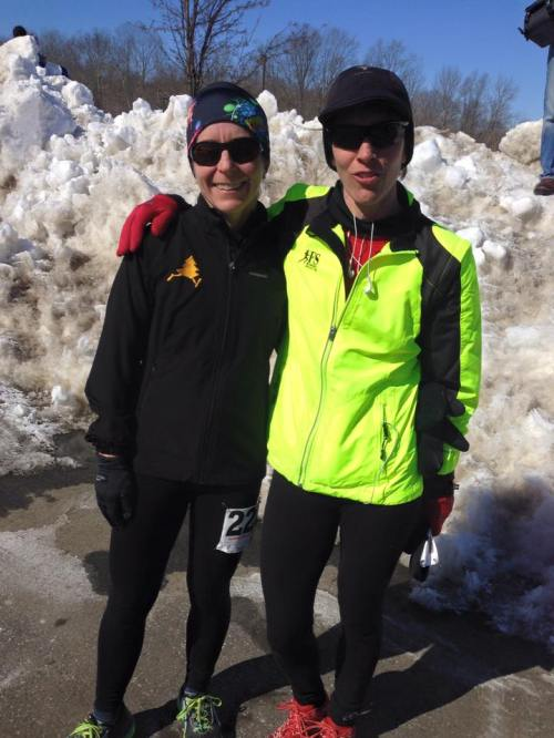 2015_Colchester Half Marathon_Deb & Kerry